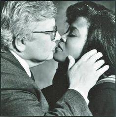 Roger Ebert and Wife Chaz. Ebert write the most beautiful love letter to his wife right before he passed away.