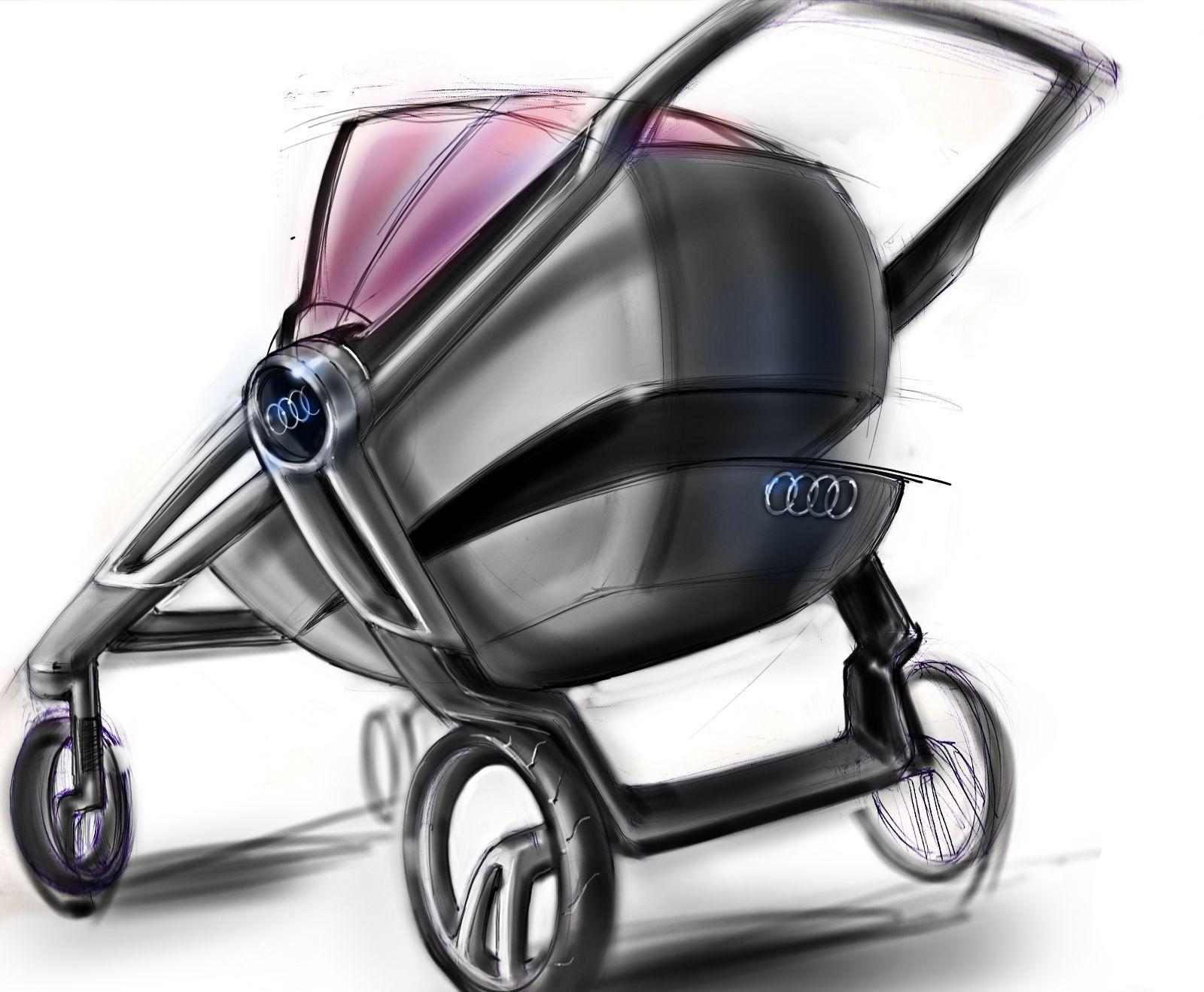 Luxus Porsche Design Kinderwagen In Babyequipment Renovieren Ideen
