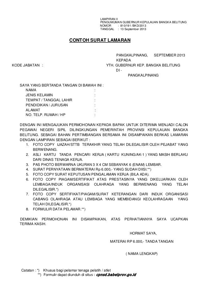 84 Contoh Job Application Letter Bahasa Inggris Replacement Windows Essay On Exercise Contoh
