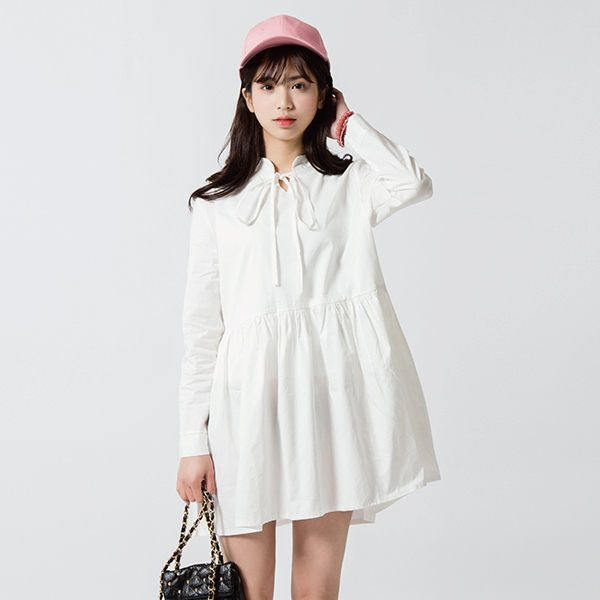 Korean Style Street Korea Fashion Winter Spring Autumn Modest Insoiration Asian