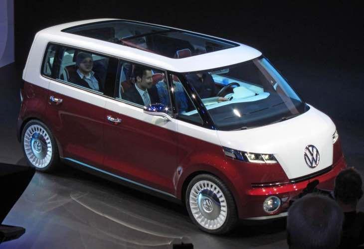 Classic VW Camper Van Revival Possibility Key Design Change