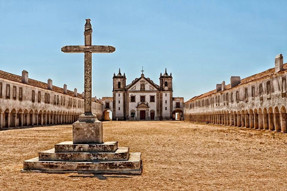 Santuário de Nossa Senhora da Pedra Mua, Cabo Espichel  ©Diego Flores