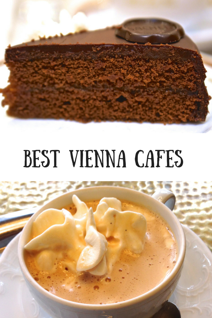 Best Cafes in Vienna for Cake and Coffee Austria travel
