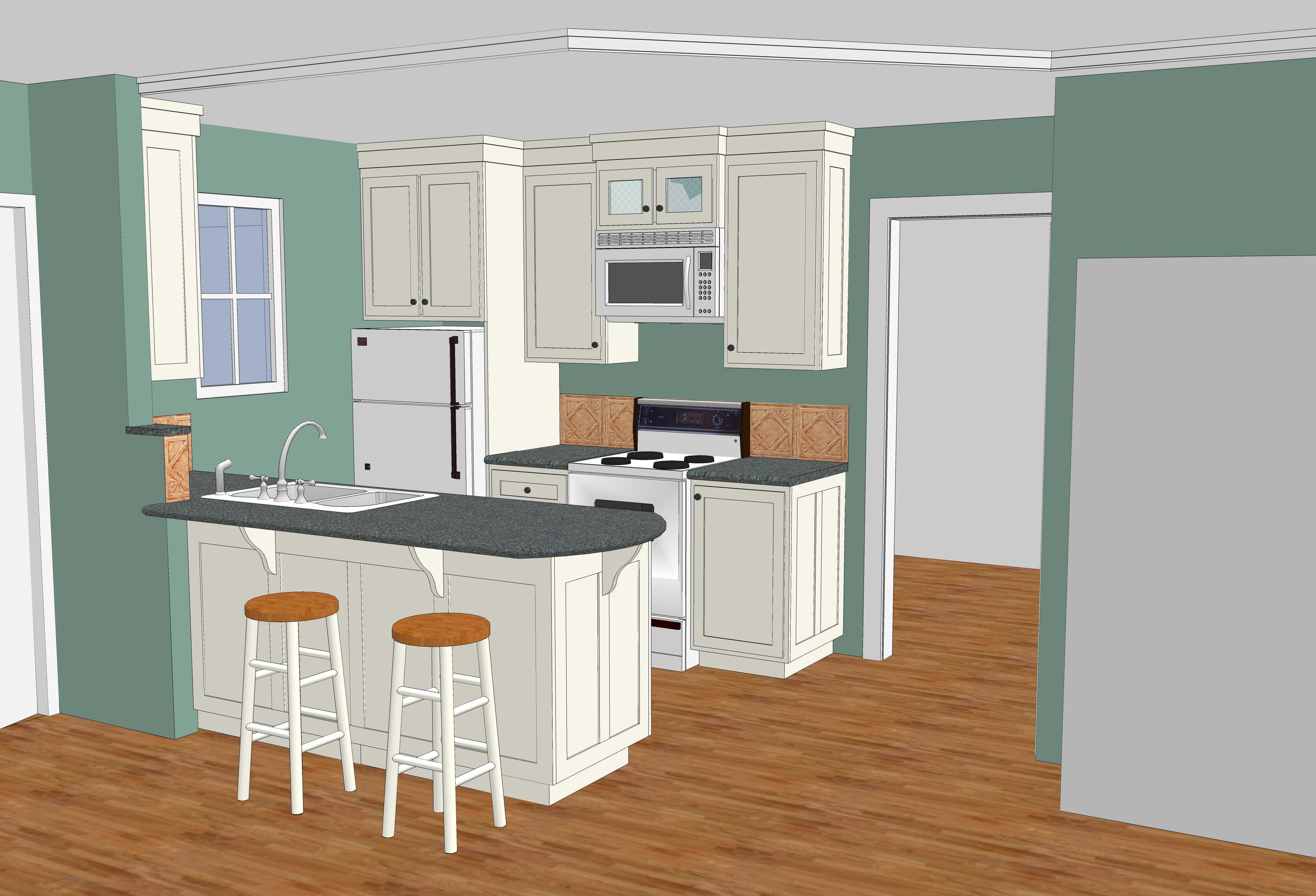 sketchup pro construction forum pro kitchen design cad sketchup ...