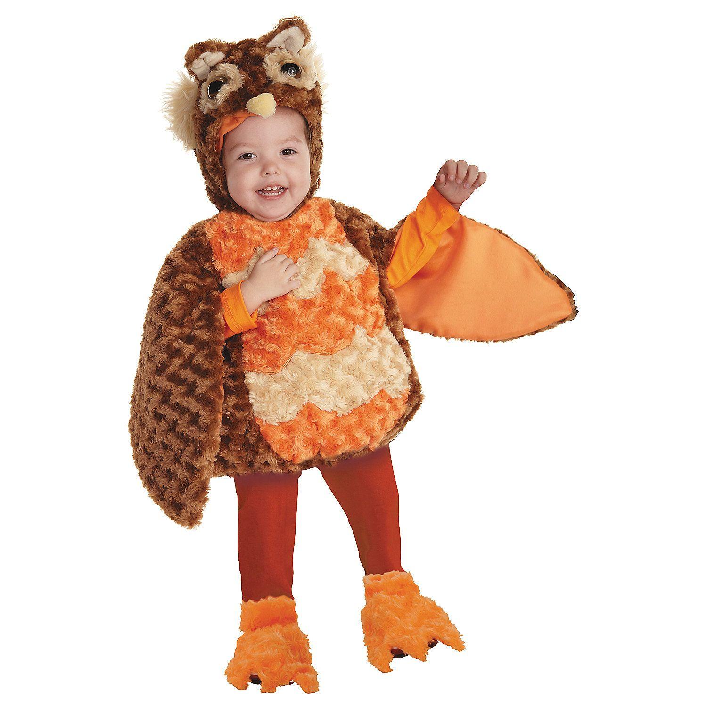 babytoddler owl costume orientaltradingcom sc 1 st pinterest