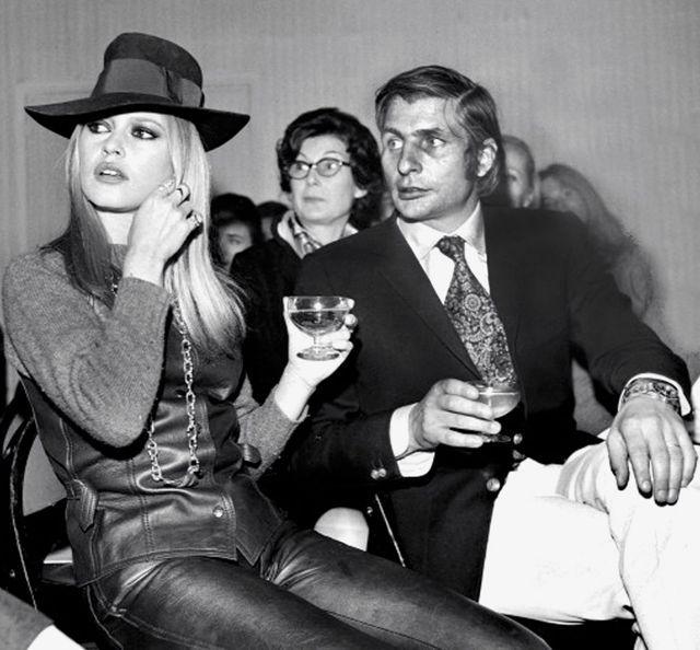 Gunter Sachs & Brigitte Bardot | My Style in 2019 | Brigitte