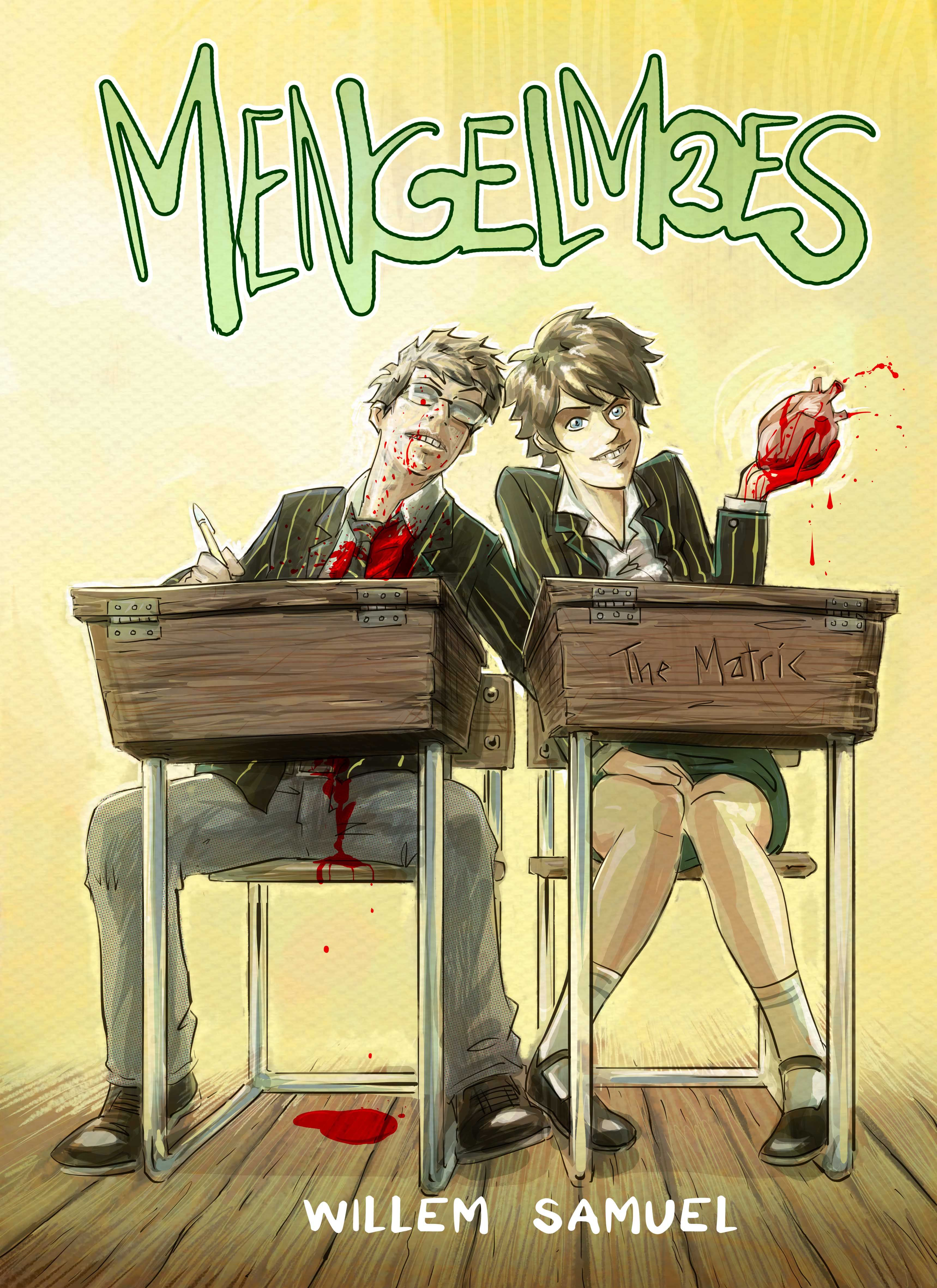 Mengelmoes 2 - The Matric by Willem Samuel