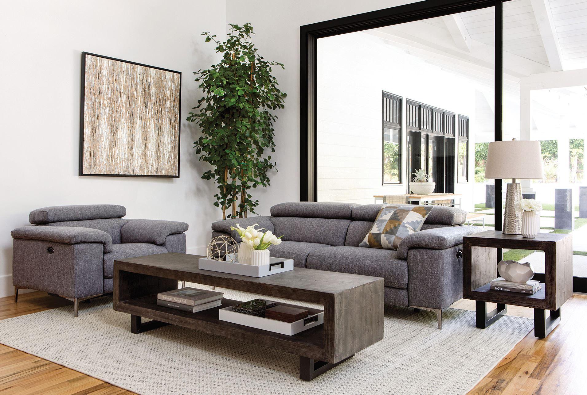 Talin Power Reclining Sofa W Usb