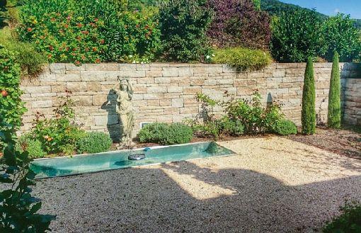Gardenplaza - Funktionelles Gartenmauersystem für die