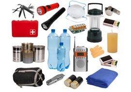 Emergency Kit Extras For Families With Kids