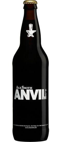 ALESMITH ANVIL ESB: WORLD-CLASS BEER #nzbeer #beer #newzealand http://www.beerz.co.nz/beers-in-new-zealand/alesmith-anvil-esb-world-class-beer/