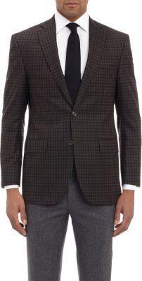 Barneys New York Gray Sports Coat - Men's designer blazer 3JgmJRPNvV