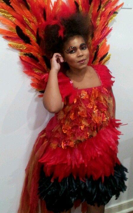 Phoenix Firebird Halloween Costume Costume Madness