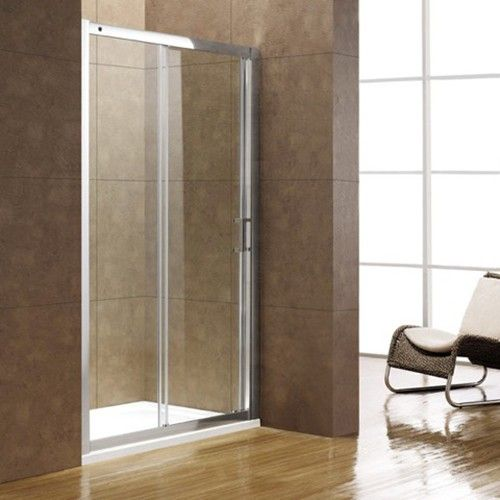 Shower Enclosure; 1300mm x 800mm. Low Profile Shower Tray & 1300 ...