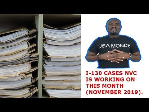 I 130 Cases Nvc Is Working On This Month November 2019 Case
