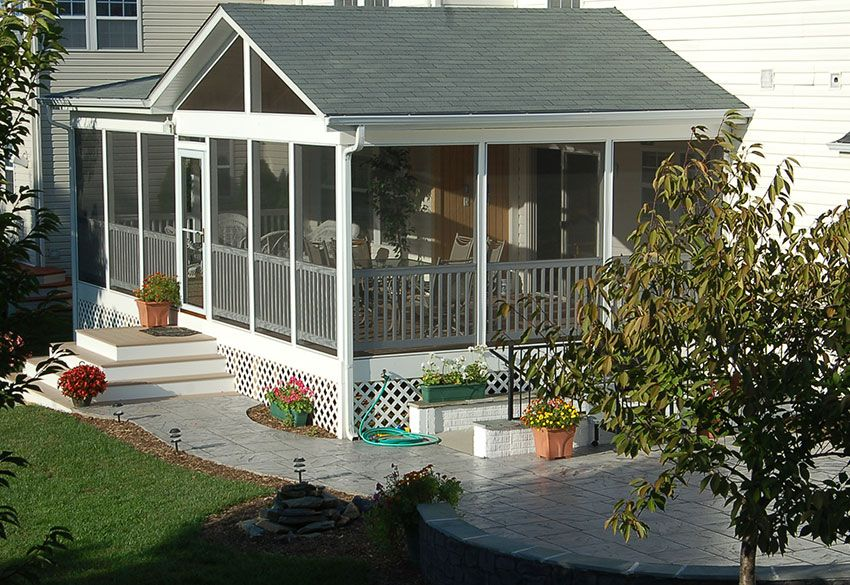 As A Homeowner There Are Number Of Factors To Take In Consideration When Pricing Screened Porch The Dmv Read This Article Learn Important