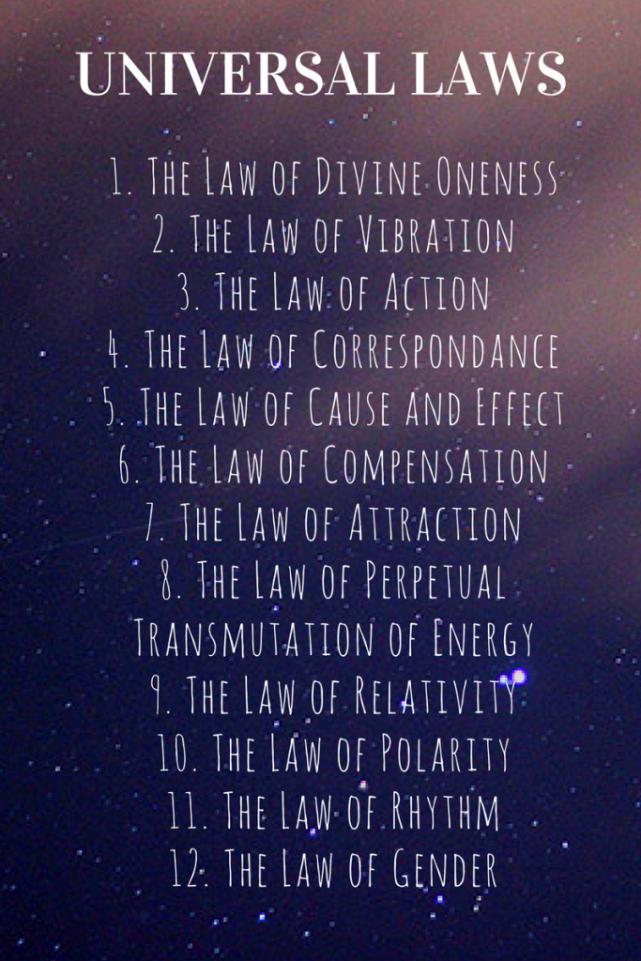 Habits of a Minimalist | Universal laws | Spiritual