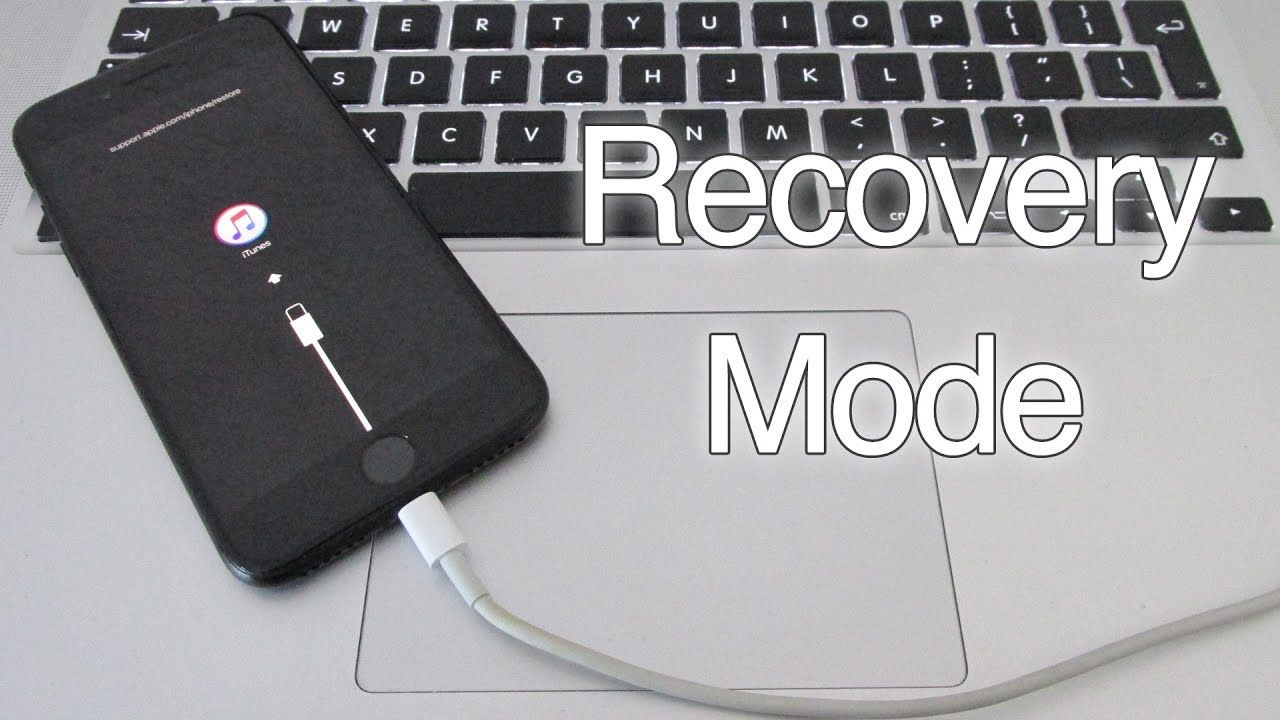 How to Put iPhone 7 or 7 Plus In Recovery Mode Enter