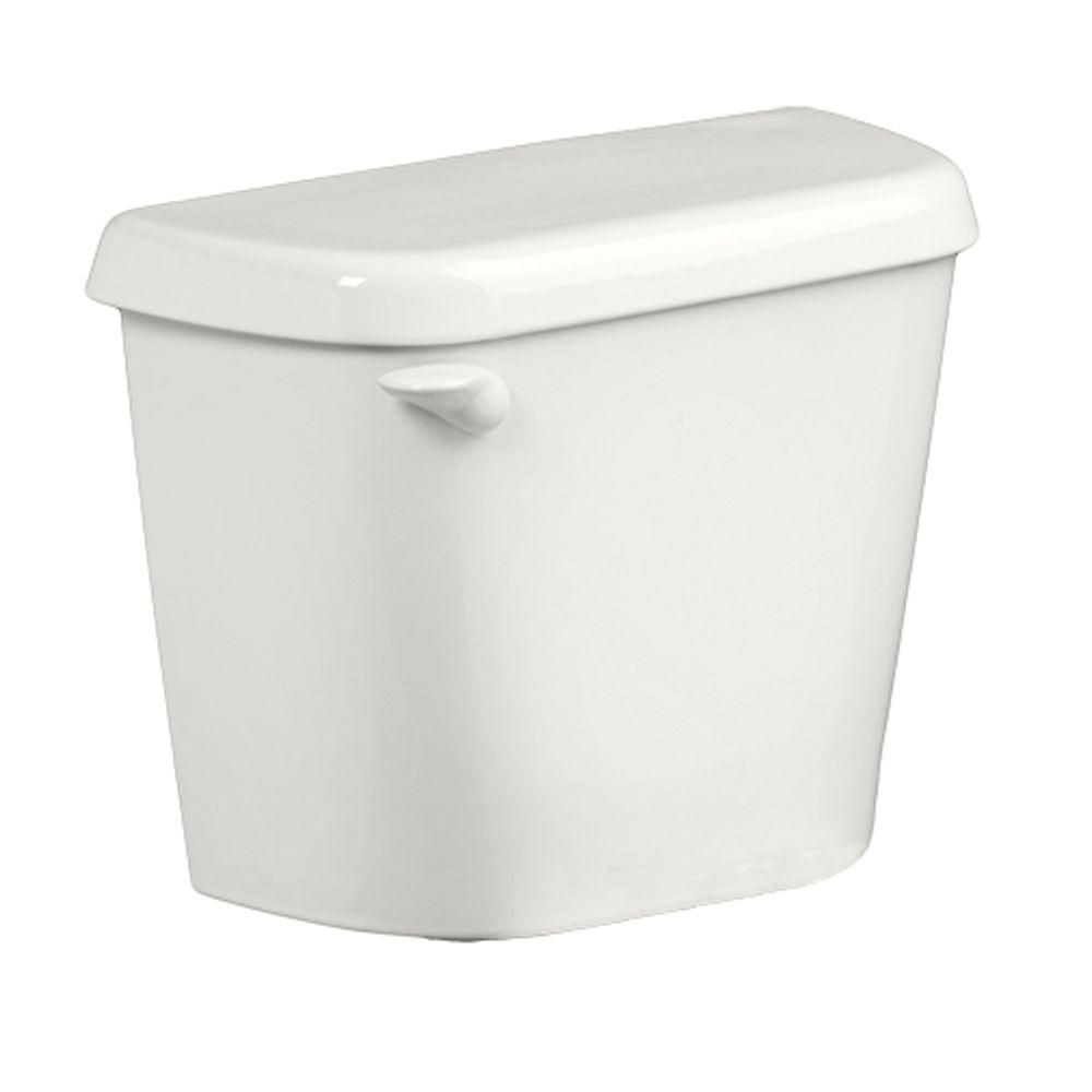 Colony 1 6 Gpf Single Flush Toilet Tank Only For 12 In Rough In In White Flush Toilet American Standard Toilet