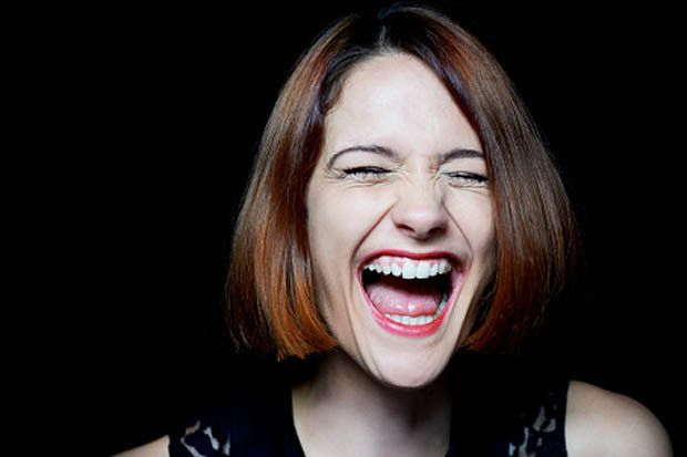 Laughing may not be the best medicine, but it can help