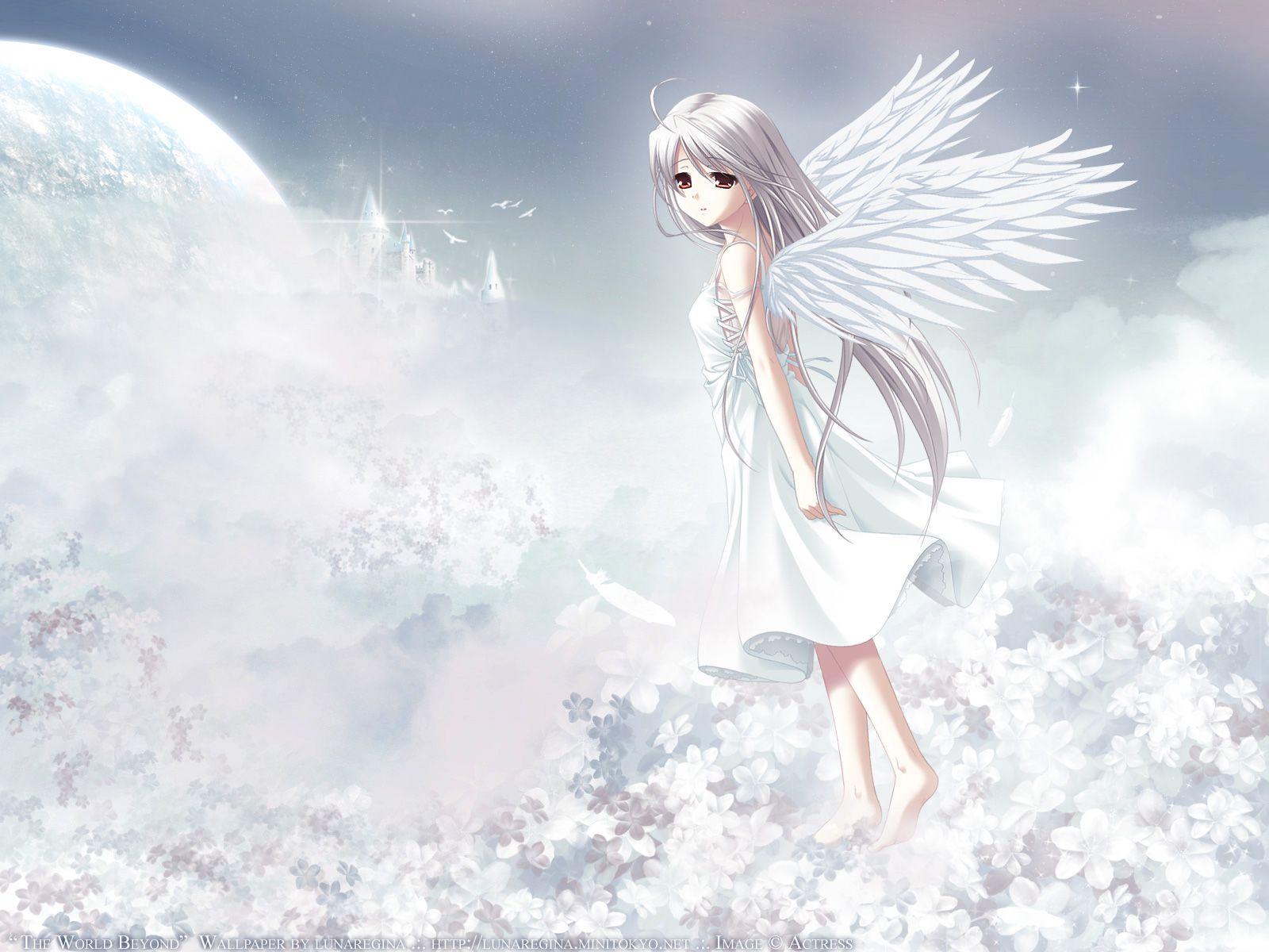Angel Girl 15 Silveriness Image Anime Angel Angel Wallpaper Anime Angel Girl 15 wallpaper for anime