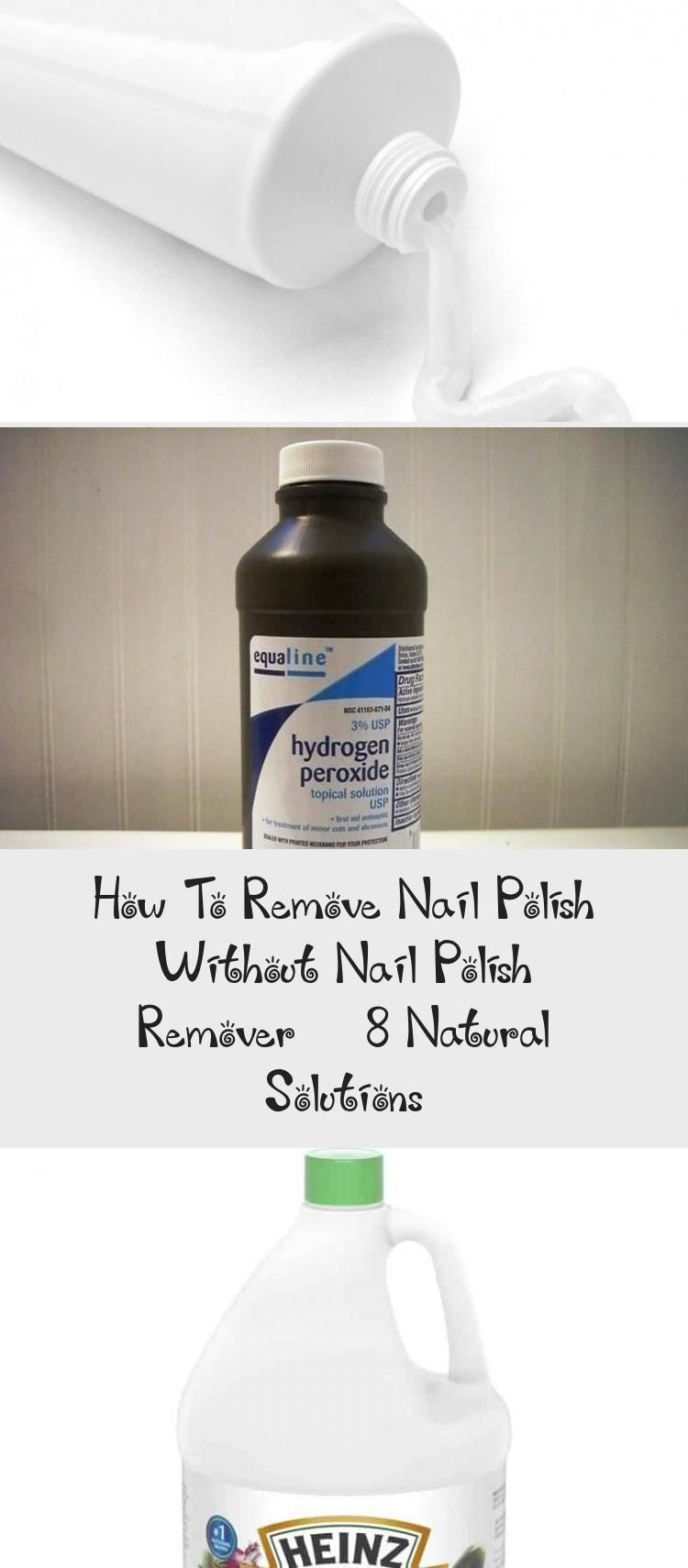 How To Remove Nail Polish Without Nail Polish Remover 8 Natural