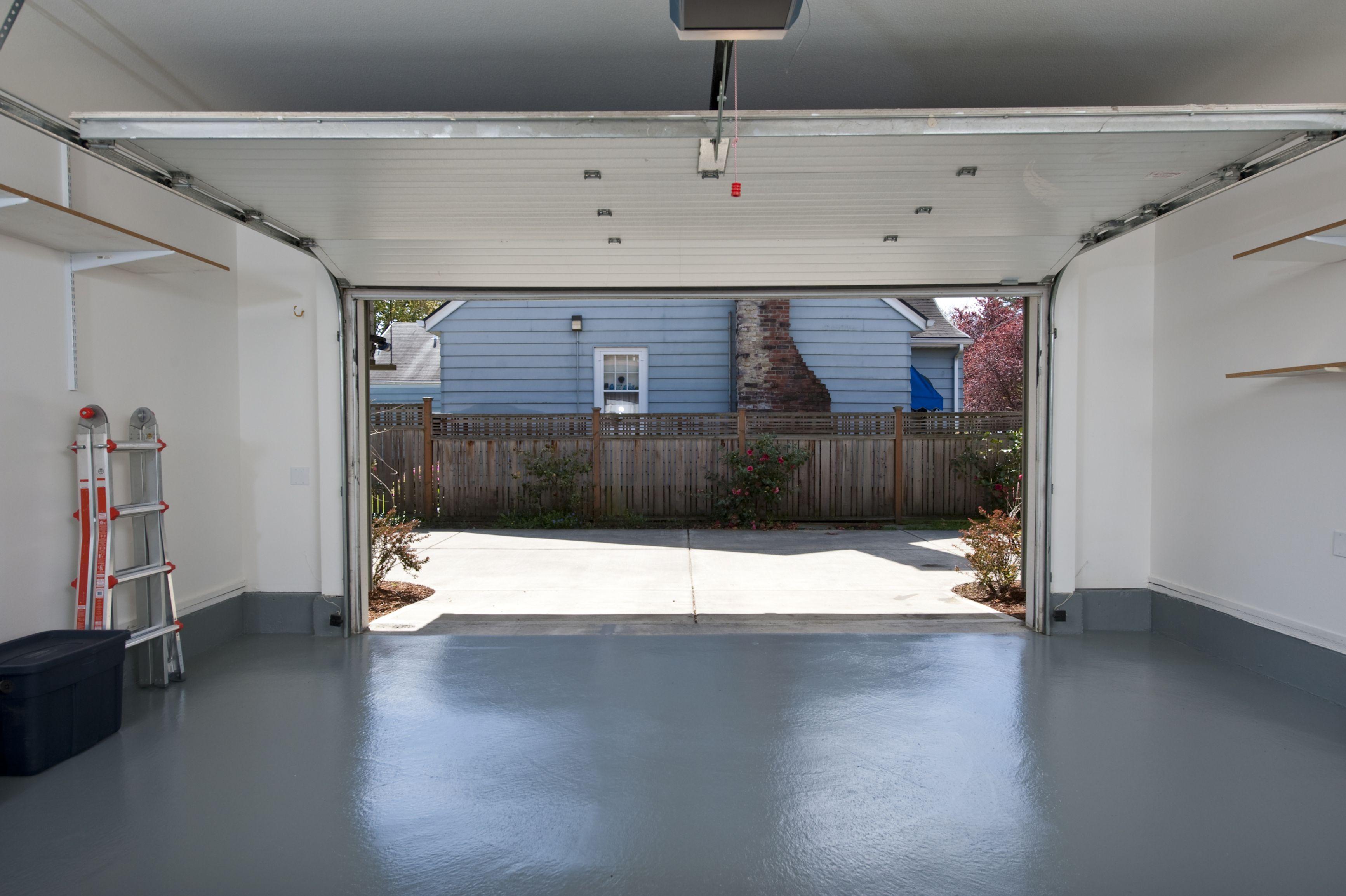 Great Garage Door For White Craftsman Style House Garage Doors Garage Floor Paint Best Garage Floor Paint