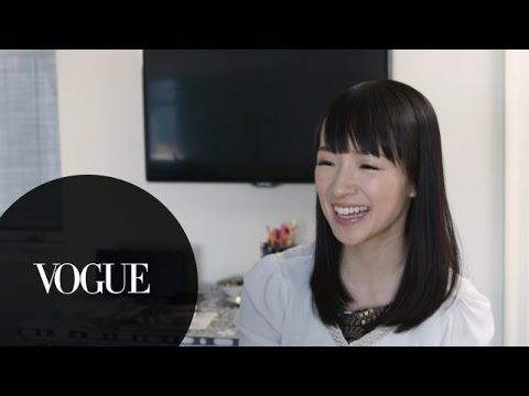 Cleaning House With Organizing Guru Marie Kondo - YouTube