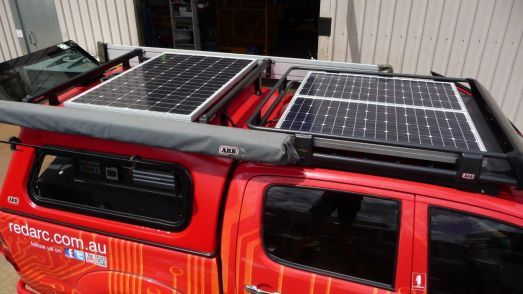 Fitting Solar Panel To Roof Of 4x4 Google Search 4x4