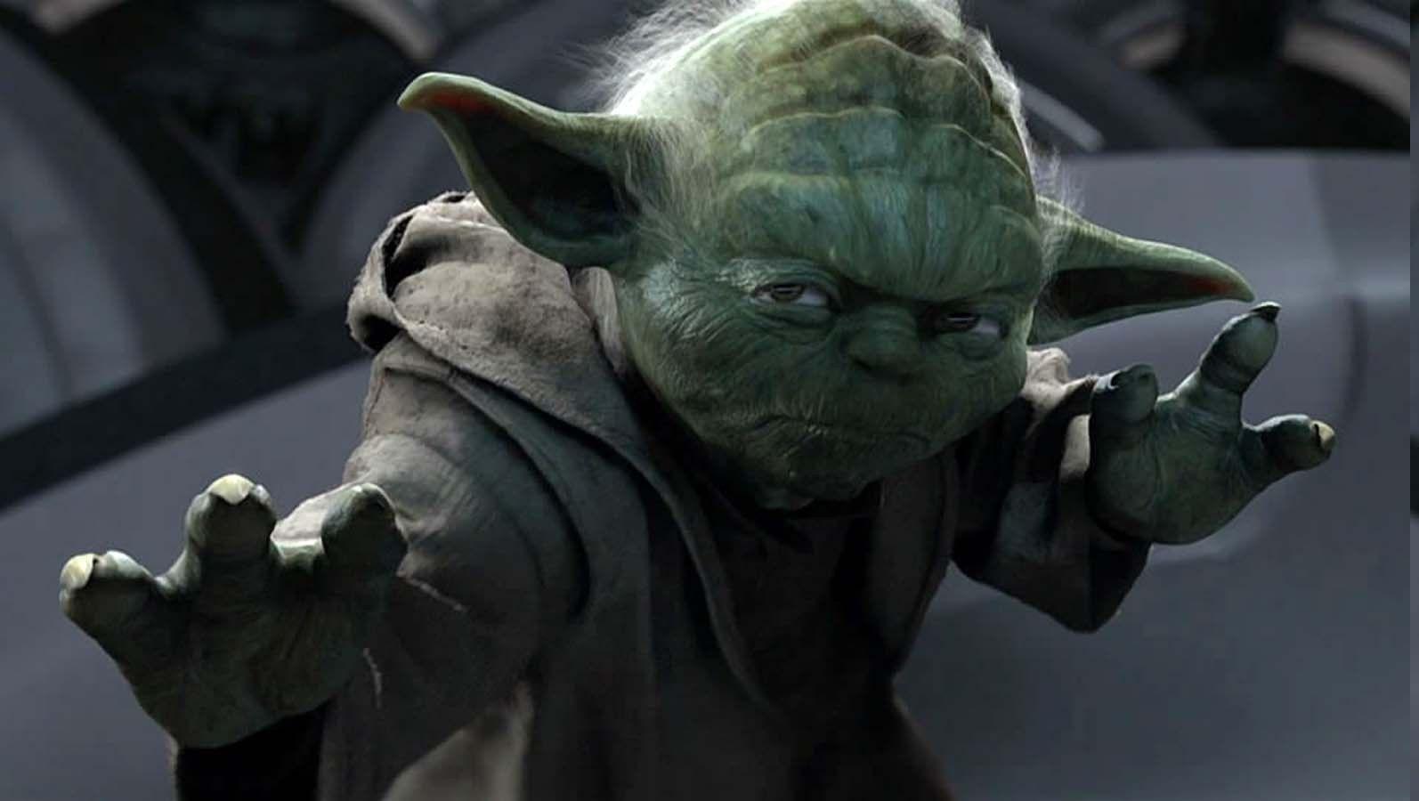 Star Wars Yoda Wallpapers Hd Desktop And Mobile Backgrounds Yoda Wallpaper Yoda Star Wars Yoda