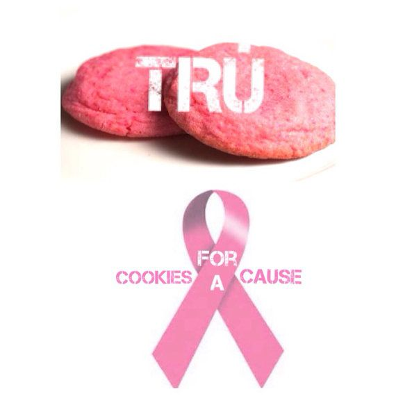 TrúBliss Cookies for a Cause on Etsy, $12.00