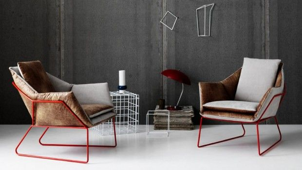 Good Outstanding Italian Furniture Style In Design: Italian Modern Eclectic Chair
