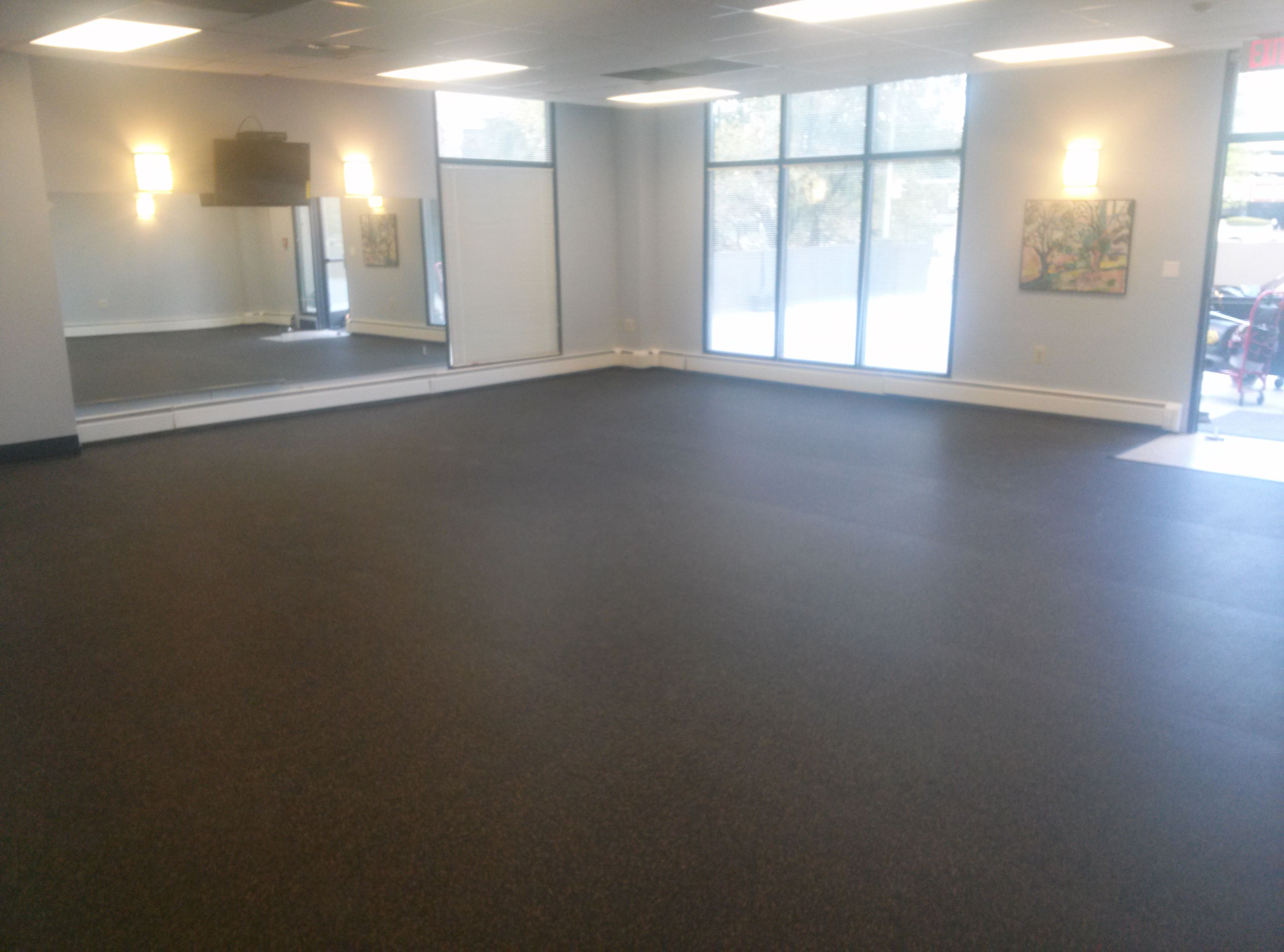 Bayview Towers Completed fitness room