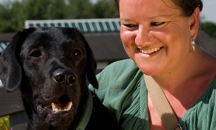 What we do- Visit here to discover the life-changing work the team at dogsforthedisabled.org performs in the community