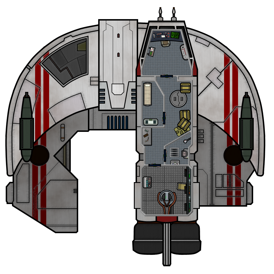 Jumpmaster 5000 Deck Plan Star Wars Planets Star Wars Ships Star Wars Spaceships