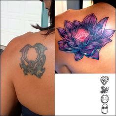 Image result for tattoos to cover stretch marks | Tattoos ...