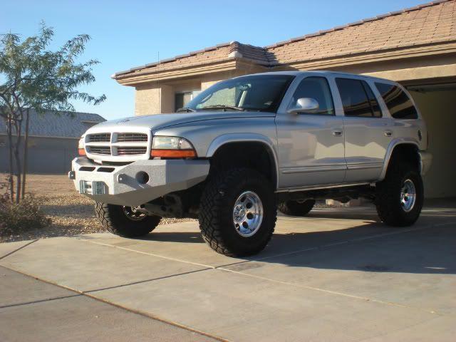 Steel Bumpers Or Skids Dodge Durango Forum And Dodge Dakota Forums Dodge Durango Lifted Dodge Durango Dodge Trucks