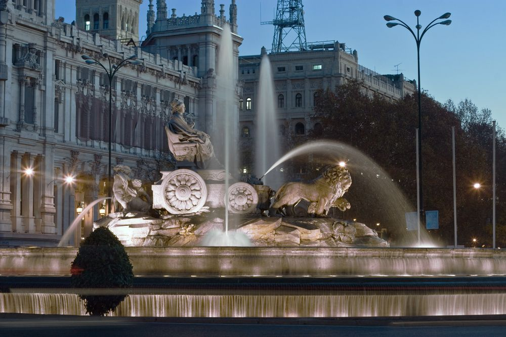 Madrid, the city with two faces
