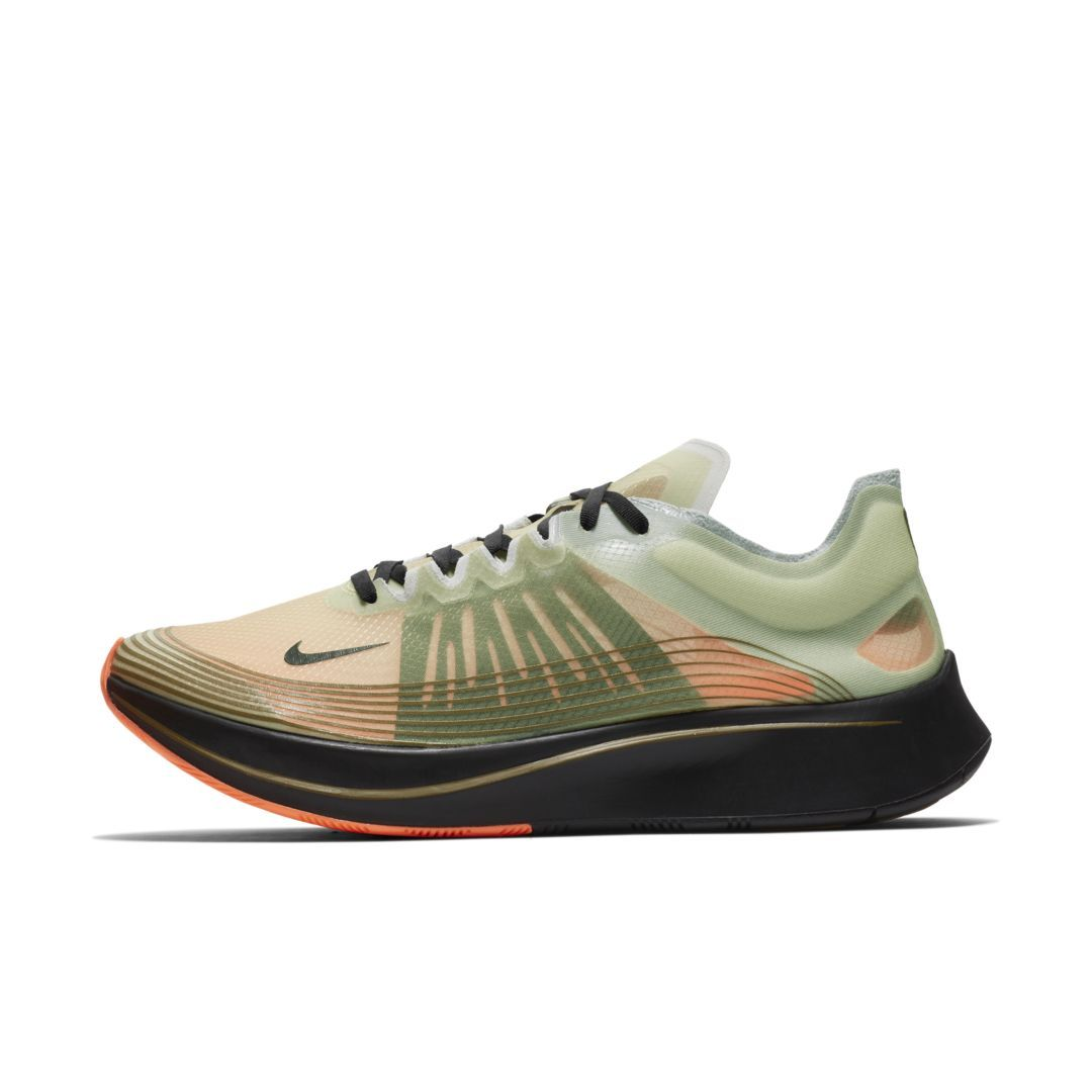 Artístico Canal juego  Nike Zoom Fly SP Running Shoe Size 12.5 (Medium Olive) | Running shoes for  men, Running shoes, Best looking shoes