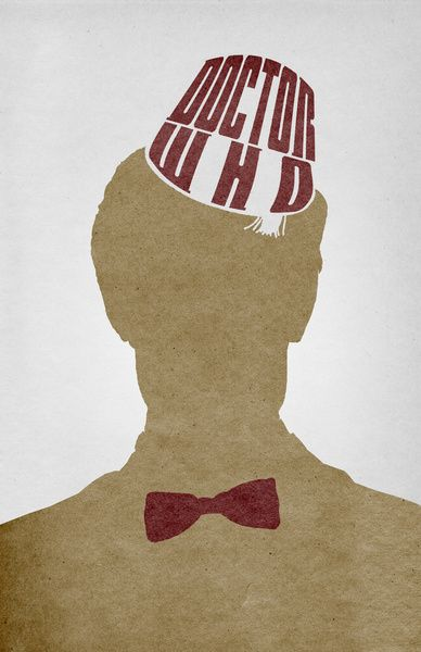 Doctor Who - the 11th Doctor Art Print