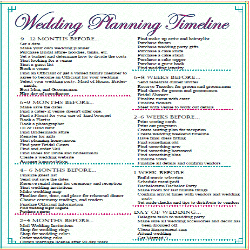 Free Printable Wedding Checklist From Jess At Sleepless In Diy