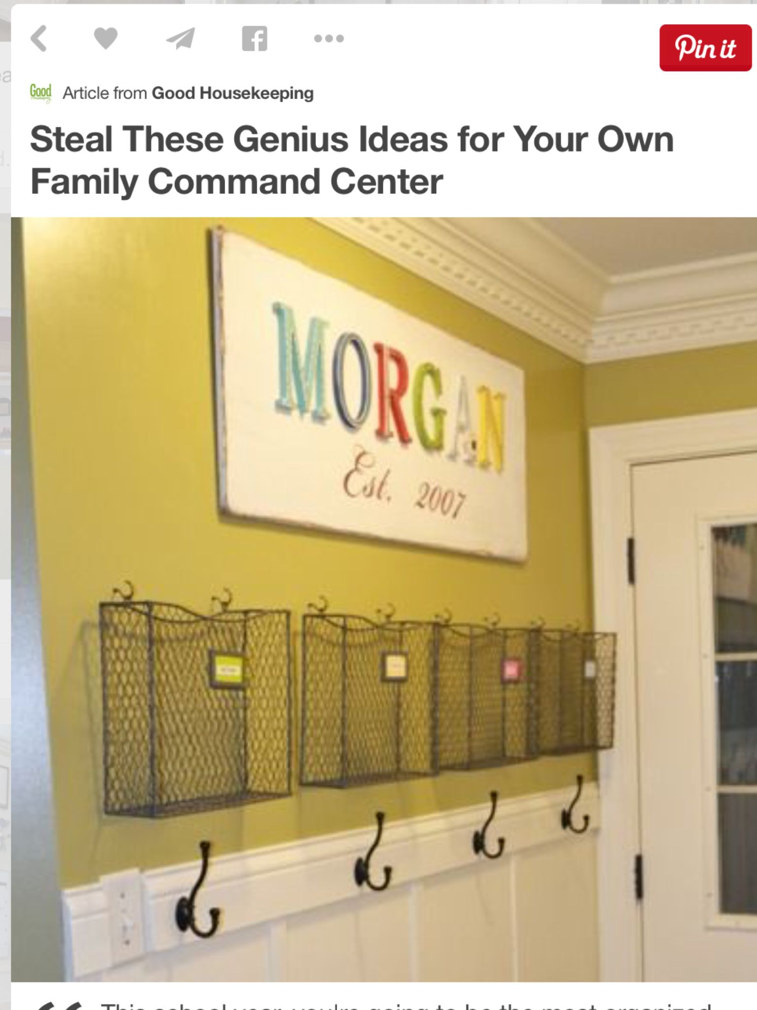Pin by Donna Myers on Misc likes | Pinterest | Daycare ideas ...