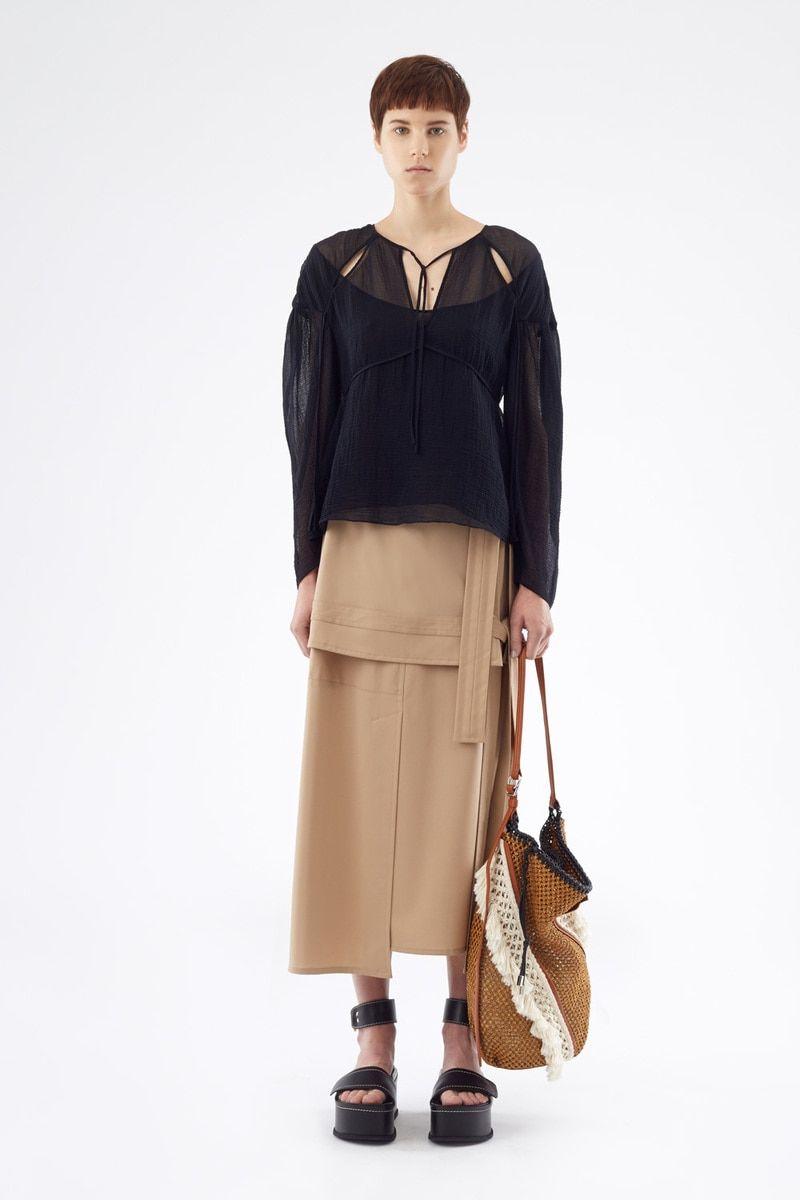 cb9242937 Marlee Open-Weave Fringe Bag - Brown | ace-1 | Fringe bags, Leather ...