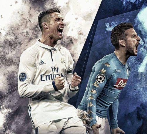 Champions League Napoli-Real Madrid: i precedenti e le statistiche