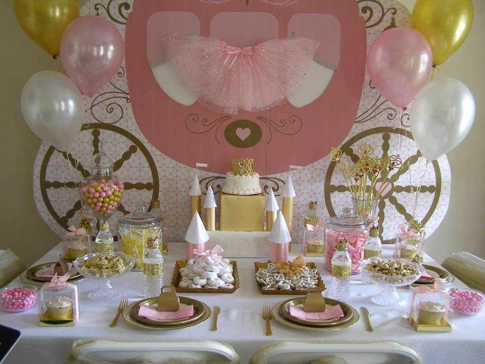 Gorgeous Princess Themed Birthday Party See More Ideas At CatchMyParty