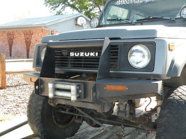 Suzuki Samurai Bumpers Suzuki Samurai Suzuki Samurai