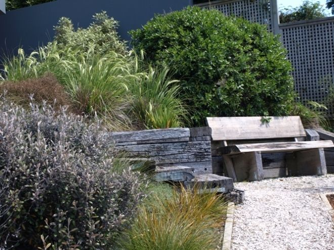 Coastal garden landscape landscape design lifestyle for Coastal home designs nz