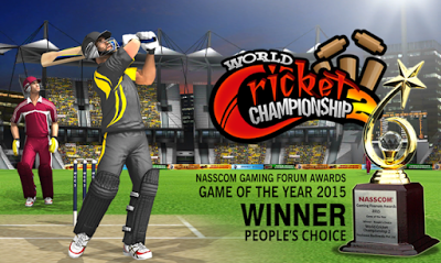 World Cricket Championship (WCC) 2 Mod Apk [Unlocked