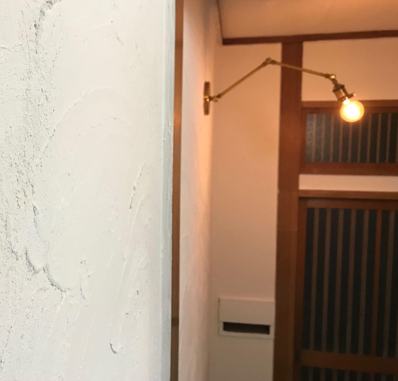 漆喰 砂壁