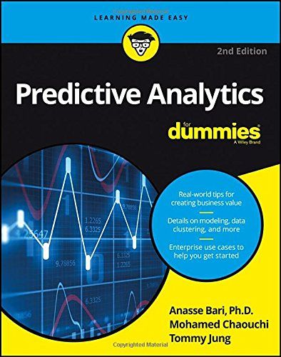 Predictive analytics for dummies 2nd edition pdf download predictive analytics for dummies 2nd edition pdf download fandeluxe Image collections